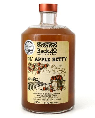 Back 40 Ol' Apple Betty