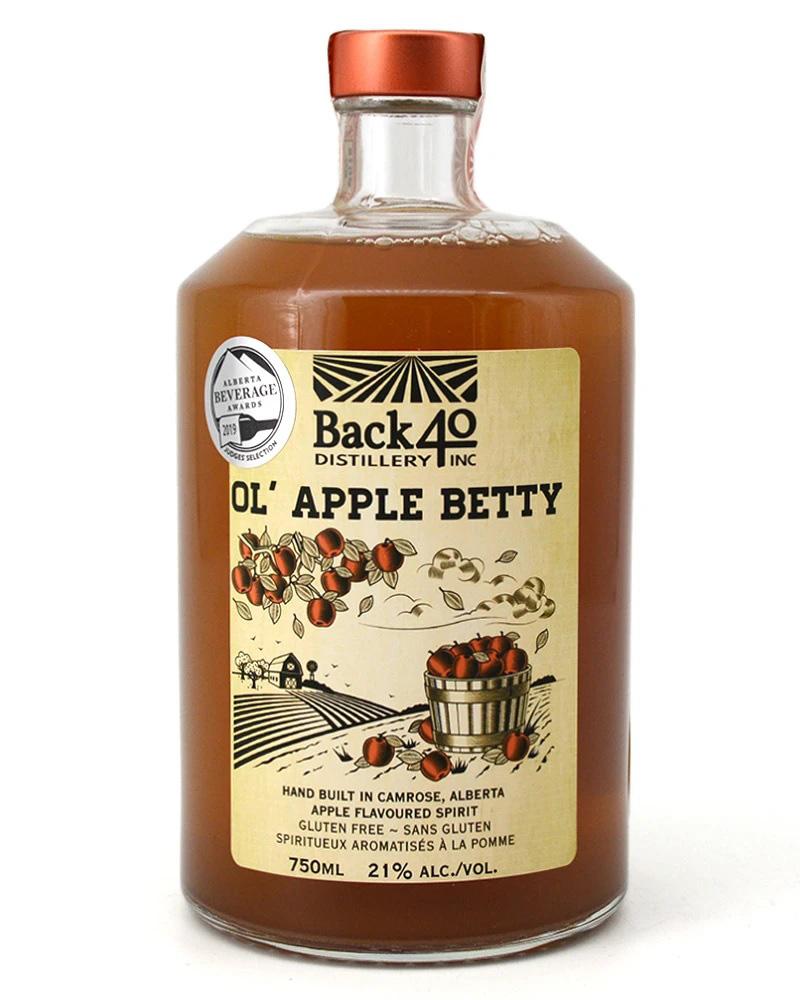 Back 40 Ol Apple Betty