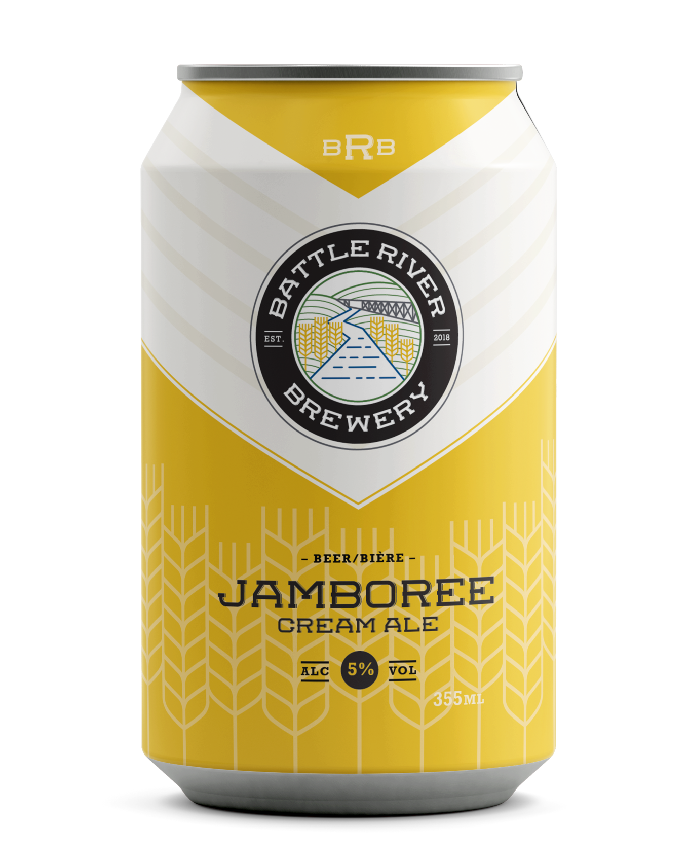 Battle River Jamboree Cream Ale