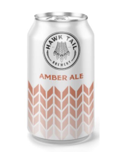Hawk Tale Amber Ale