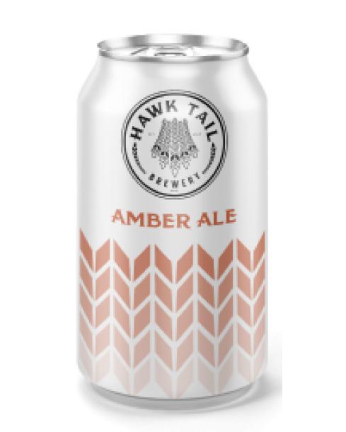 Hawk Tail Amber Ale