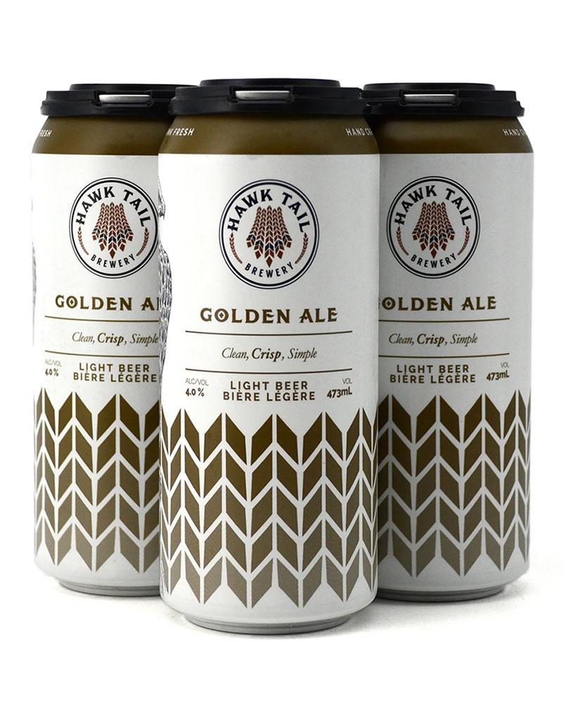 Hawk Tail Golden Ale