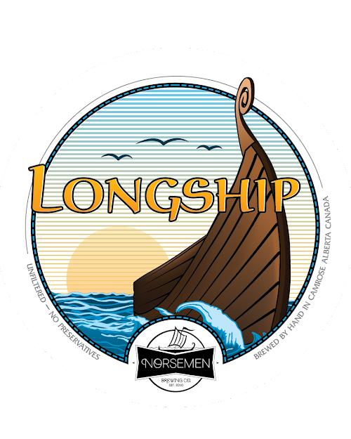 Norsemen Longship