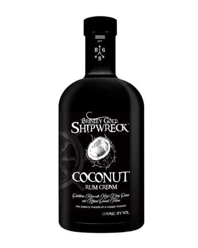 Brinley Gold Shipwreck Coconut Cream