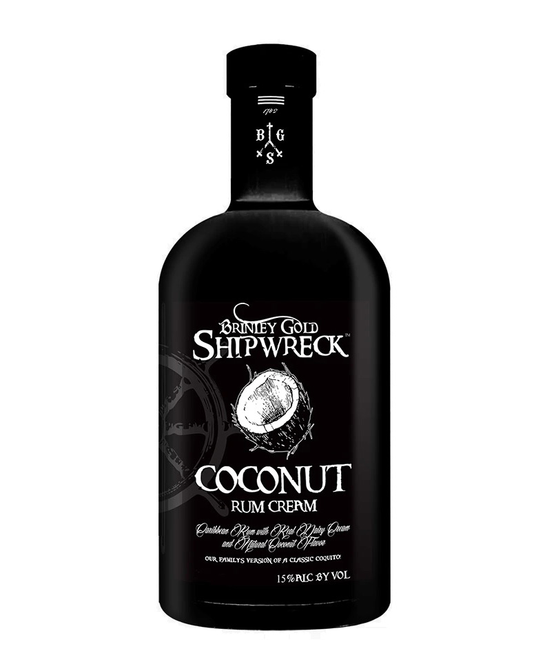 Shipwreck Coconut Cream Rum